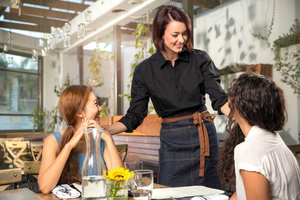 飲食店に向いている人の特徴